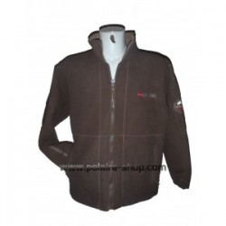 Polaire Homme - Brown / Brown