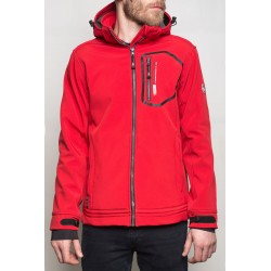 SoftShell Homme - Rouge